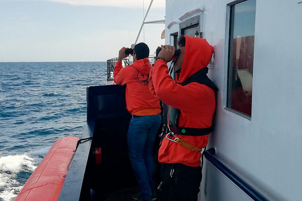 vigilancia desde cubierta