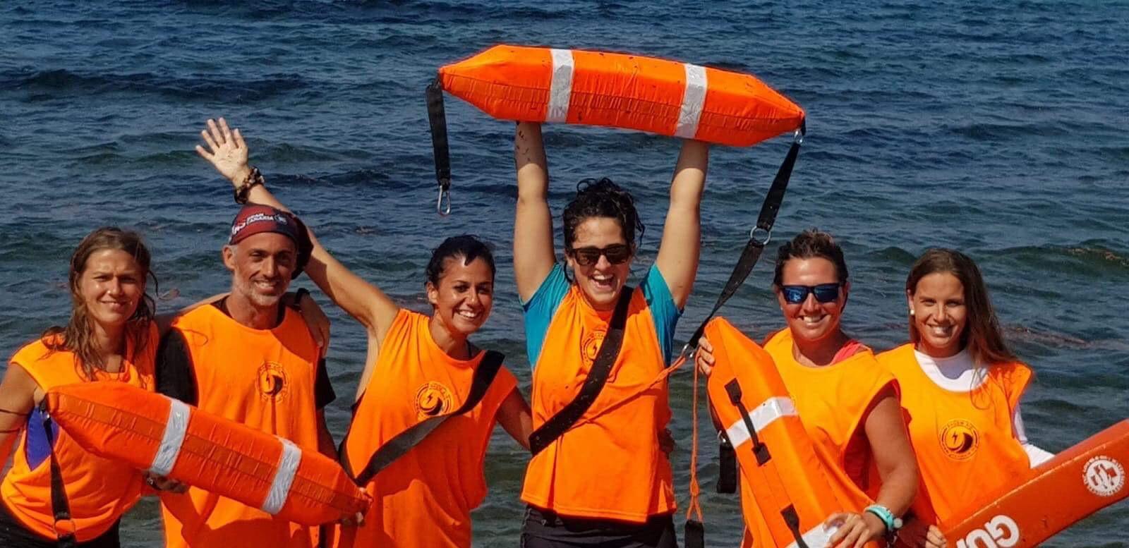 voluntarios y voluntarias proyecto agua proemaid